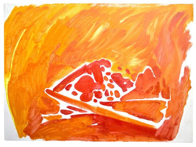 , 'Campfire,' 2013, Page Bond Gallery