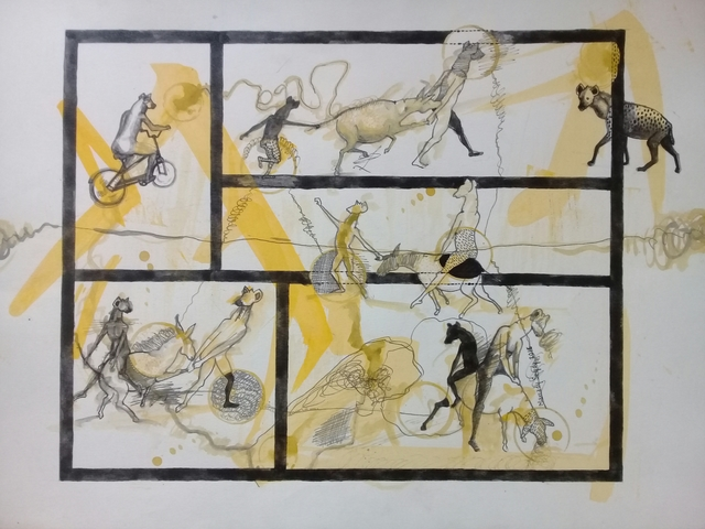 , 'Untitled 6,' 2018, Galerie Galea