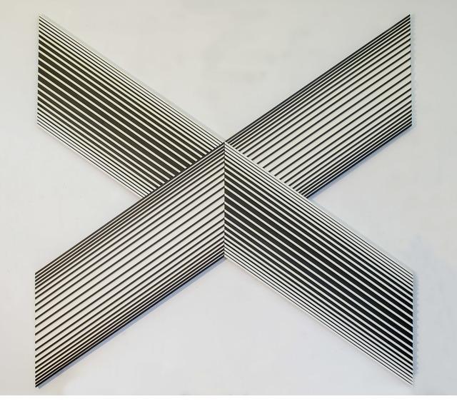 , 'Black and White Reversed ,' 1989, Loretta Howard Gallery