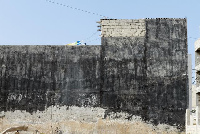 , 'Le mur #4,' 2014, Stevenson