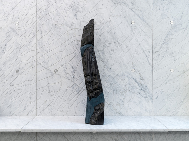 , 'Diffident Obelisk (Healed Fractures Series),' 2015, Chamber