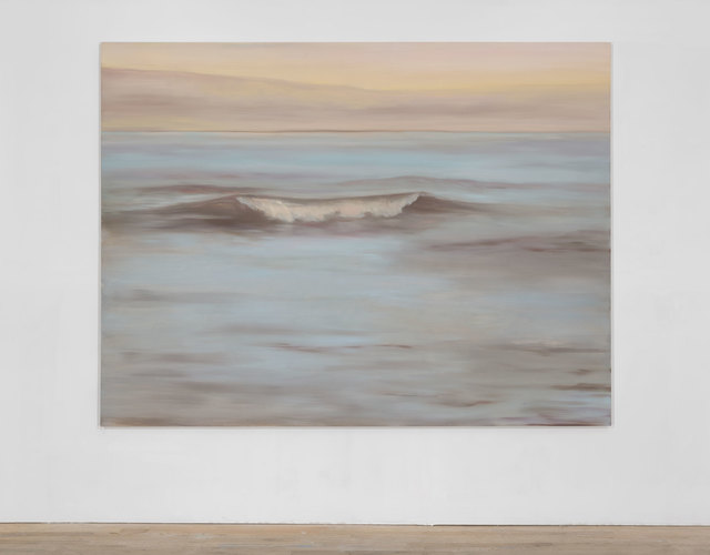 , 'Still wave (blue),' 2016, carlier | gebauer