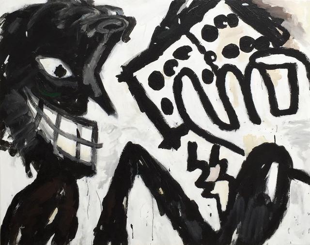 , 'Bad Hand,' 2016, Asya Geisberg Gallery