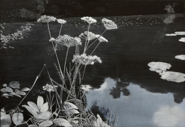 , 'Waters' Edge,' 2015, Rebecca Hossack Art Gallery
