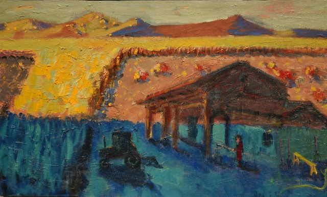 , 'Autumn Arvest,' 2017, Tang Contemporary Art