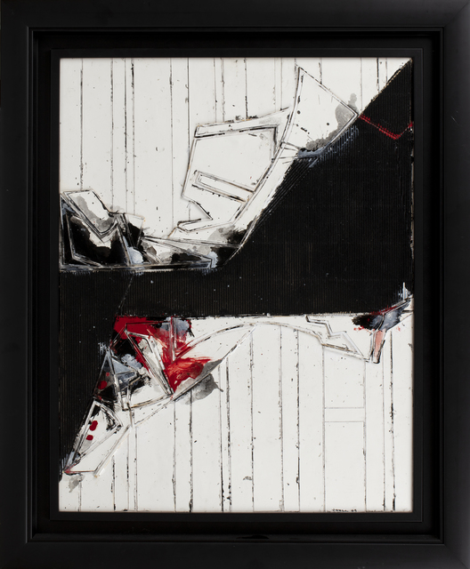 John Harrison Levee, 'Composition', 2005, Millon