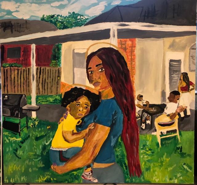 , 'Ladonna and Child,' 2018, Ro2 Art