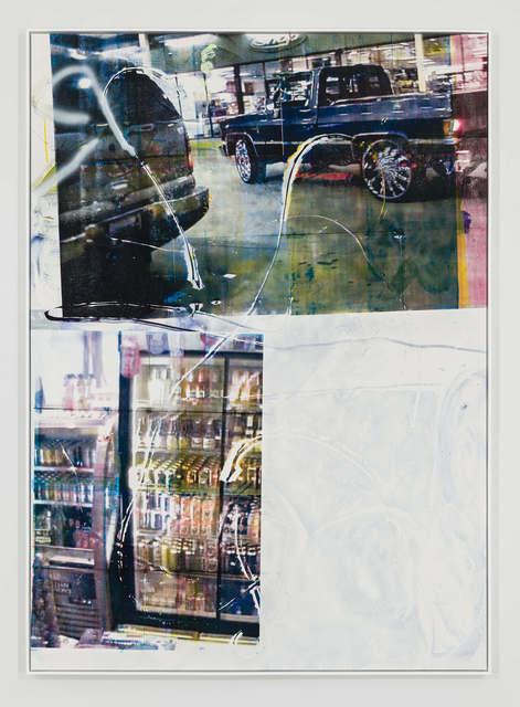 Leo Gabin, 'Giving It the Slip', 2015, Sean Horton (presents)