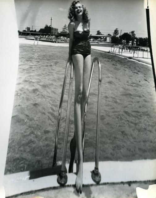 , 'Untitled (M Monroe),' 1952-1953, Ricco/Maresca Gallery