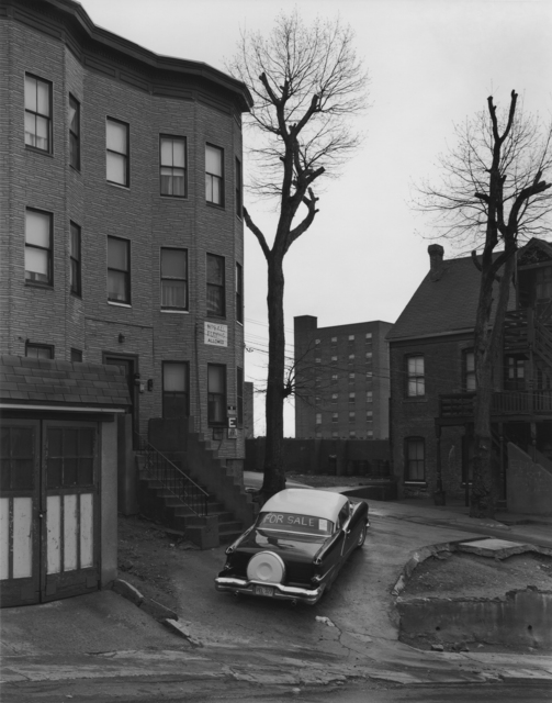 George Tice, 'Car for Sale, Paterson, NJ', 1969, Gallery 270