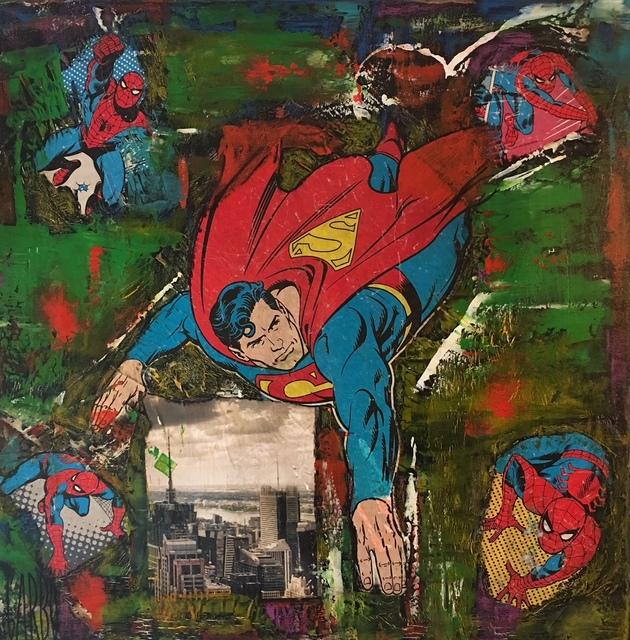 , 'Superman,' 2018, Samhart Gallery