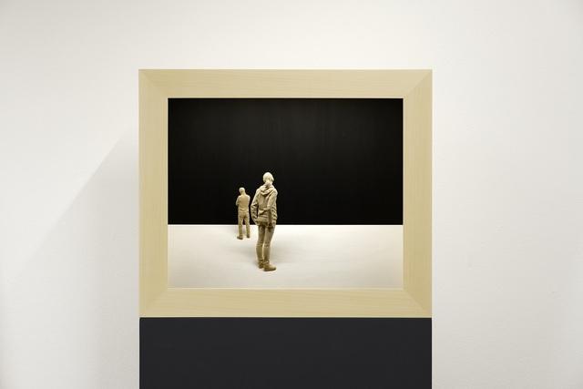 , 'Bianconero IV,' 2018, Lucia Mendoza