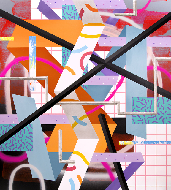 Clark Goolsby, 'Yesterday This All Seemed New,' 2014, VICTORI+MO CONTEMPORARY