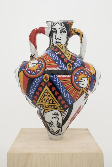 , 'Amphora with Deity Motif,' 2017, The Hole