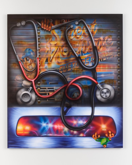 Mario Ayala, 'Routine Physical', 2018, Loyal