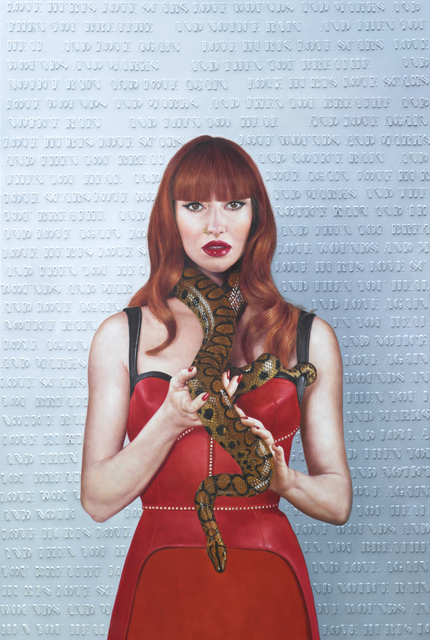 Mila Alexander, 'Love Hurts ', 2019 , Maddox Gallery