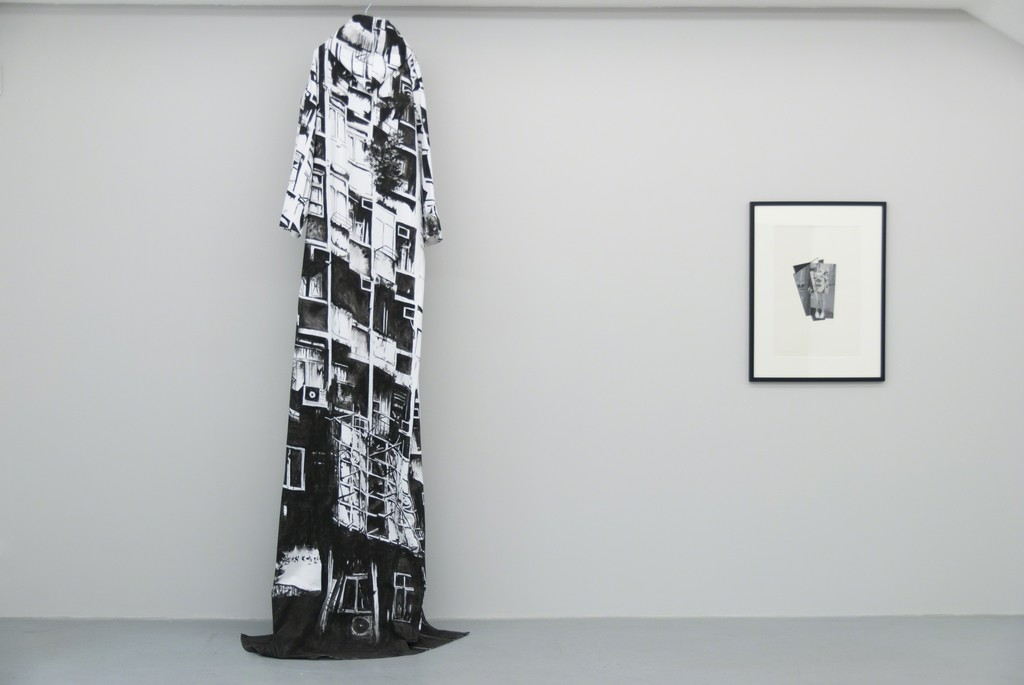 A woman's place, Katrin Ströbel, Installation view, 2017