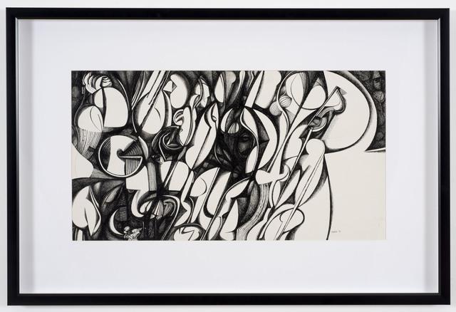 , 'Alphabet,' 1992, Vigo Gallery
