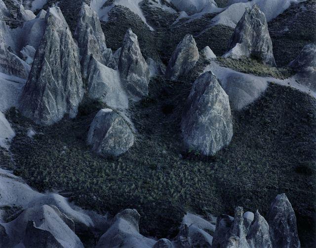 , 'Land Cappadocia 01,' 2012, Galerie Clémentine de la Féronnière