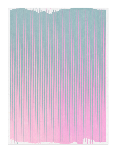 , 'Lonely Planet (Cool Grey / Pink),' 2016-2017, Gavlak