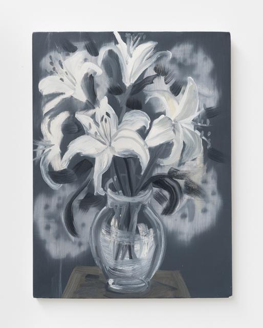 , 'Flowers (Feb 15),' 2010, Shane Campbell Gallery