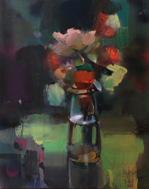 John Erickson, 'Floral 1', 2016, Phillips Gallery