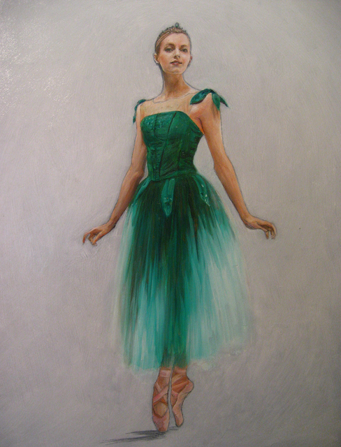, 'Emeralds II,' 2013, BoxHeart