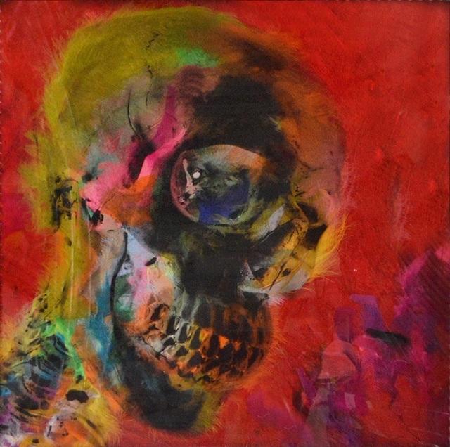 , 'Vanity red,' 2017, Eden Fine Art