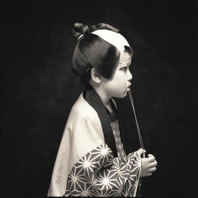 Hiroshi Watanabe, 'Yuki Nonaka, Matsuo Kabuki', 2003, photo-eye Gallery