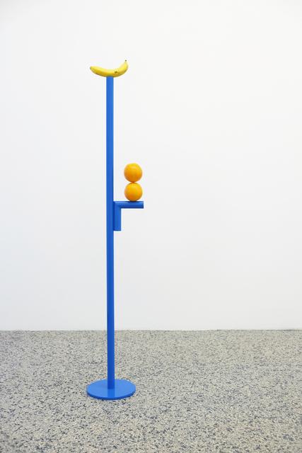 , 'Dos naranjas y un platano,' 2017, VAN HORN