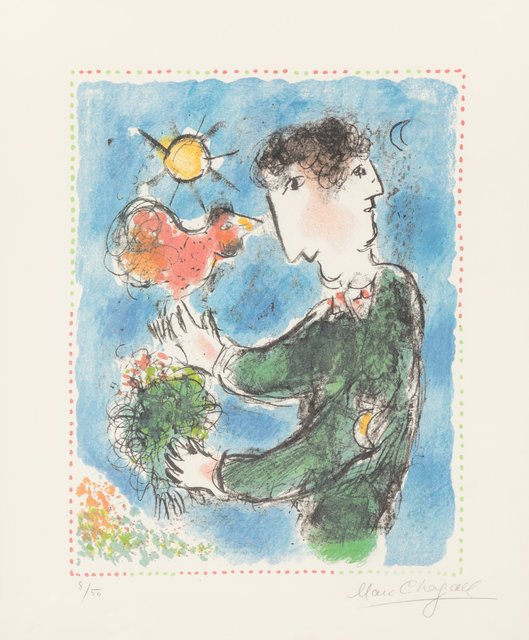 Marc Chagall, 'Day Break', 1983, Heritage Auctions