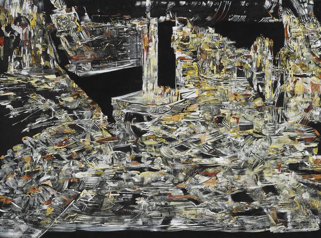 , 'Terra 2,' 2014, C24 Gallery