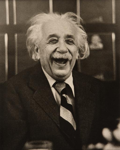 , 'Albert Einstein at a Princeton University Luncheon ,' 1953, Huxley-Parlour