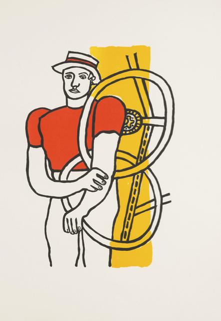 , 'Le Cycliste,' 1991, Zuleika Gallery