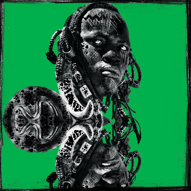 , 'Kirinomeri (Green),' 2020, The Rendon Gallery