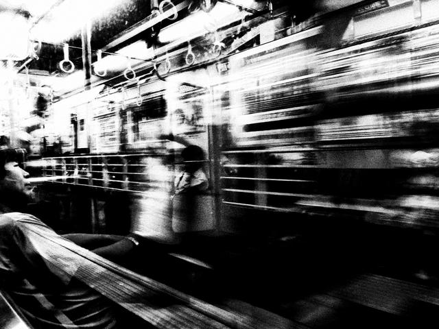 , 'Speed, Tokyo,' 2008, Huxley-Parlour