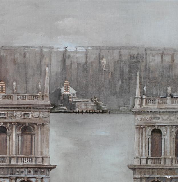 Patrick Pietropoli, 'Marciana Library', Hugo Galerie