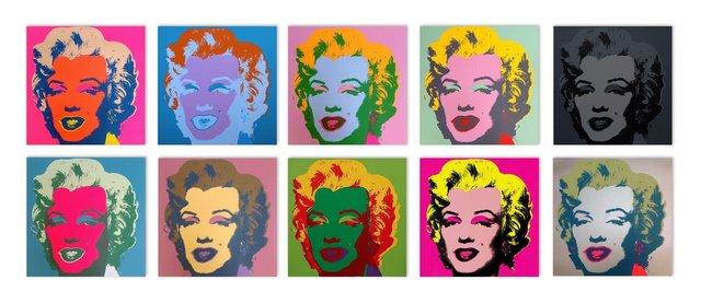 , 'Marilyn Monroe,' 1967, OSME Fine Art