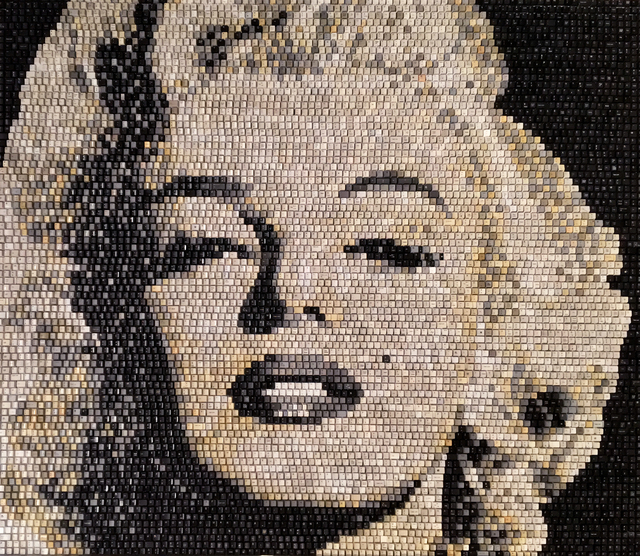 "Doug Powell, 'Marilyn Monroe (""Tantalizing Temptress -- Niagara"")', 2019, Guarisco Gallery"