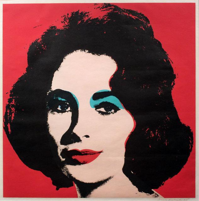 , 'Liz II.7,' 1965, Gormleys Fine Art