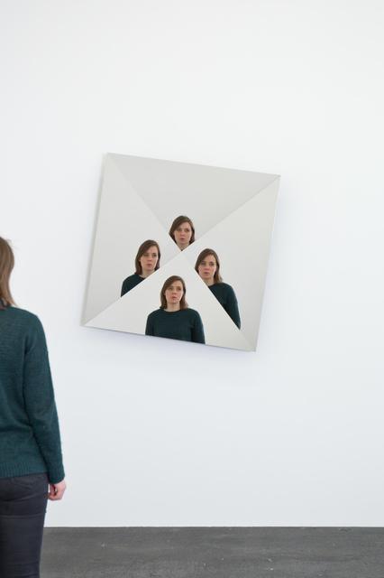 , 'Inverse Rotating Pyramid I,' 2007-2014, 303 Gallery