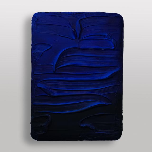 Harmen van der Tuin, '57 Lapis lazuli', 2018, Alfa Gallery