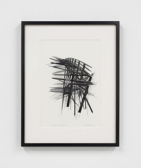 Helen Escobedo, 'Criss-Cross Reconstruction', 2009, PROYECTOSMONCLOVA