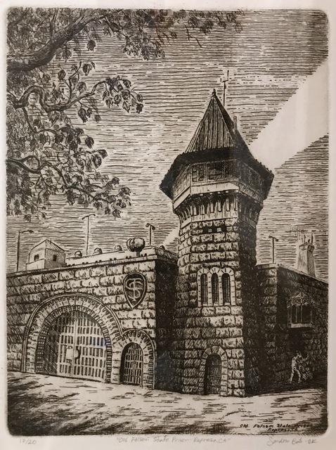 , 'Old Folsom State Prison - Represa, CA,' 2000, Track 16 Gallery