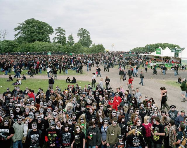 , 'Download Festival, Donington Park, Castle Donington, Leicestershire, 13 June 2008,' 2008, Flowers