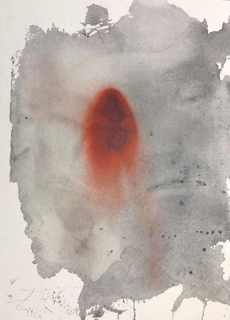 Salvador Dalí, 'Ego sum vermis et non homo (But I am a Worm and not a Man)', 1964, Wallector