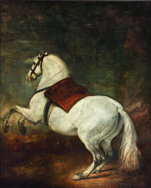 , 'Caballo blanco,' ca. 1650, RMN Grand Palais