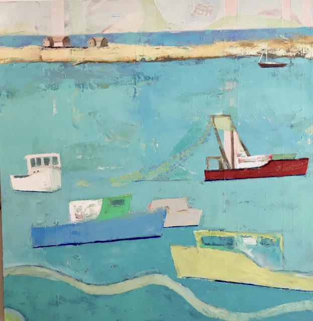 , 'The Trawler,' 2010-2018, Eisenhauer Gallery