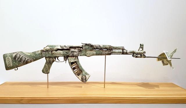 , '$$$ AK-47,' , House of Fine Art - HOFA Gallery