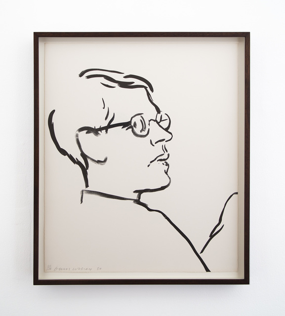 David Hockney, 'James', 1981, Gemini G.E.L.